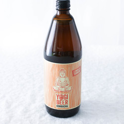 Yogi Beer Kombucha Lemon Turmeric - 750ml