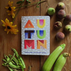 Autumn Cookbook by The Fruitful Kitchen