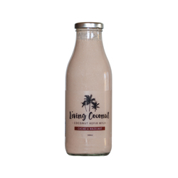 Green Street Kitchen Living Coconut Kefir Mylk Cacao Hazelnut 500ml
