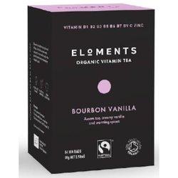 Eloments Organic Vitamin Tea Bourbon Vanilla (14 bags)