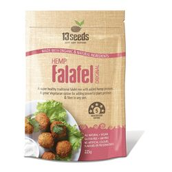 13 Seeds Hemp Falafel Mix Original 225g