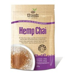 13 Seeds Hemp Chai 225g