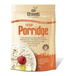 13 Seeds Hemp Porridge 225g
