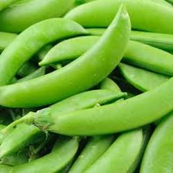 Sugar snap peas - Bag 1kg