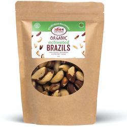 2Die4 Activated Organic Brazil  Nuts 1kg VALUE BULK BUY
