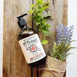Dr Planet Castile Soap Concentrate Peppermint Lavender - 500ml Pump