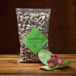 Wahrina Pistachio Nuts Kernels No Shell Unsalted 150g