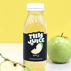 This Juice Apple Juice 1L