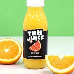 This Juice Orange Juice 1L