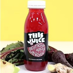 This Juice Apple Beetroot Ginger Juice 1L