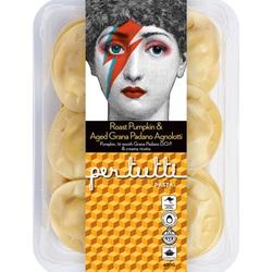 Per Tutti Pasta Roast Pumpkin & Grada Padano Agnolotti 400g