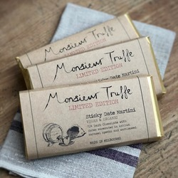 Monsieur Truffe Limited Edition Bar Sticky Date Martini 80g