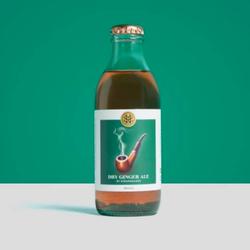 StrangeLove Mixer Dry Ginger Ale 4x180ml