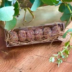 Monsieur Truffe Easter Mini Praline Eggs (pack of 6) 75g