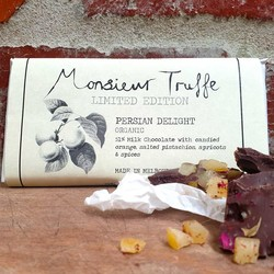 Monsieur Truffe Limited Edition Bar Persian Delight 90g