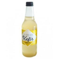 The Good Seed Kefir Lemon 4x330ml