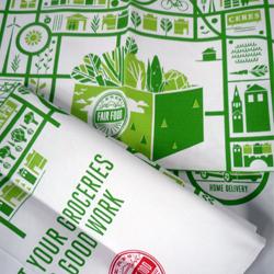 Tea Towel - 7 oz Organic Cotton