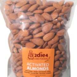 Almonds Activated - 250g