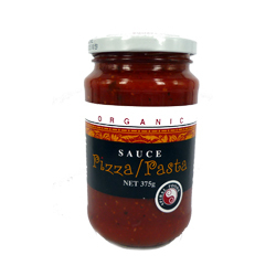 Spiral Foods Pizza & Pasta Sauce 375g x 6 VALUE BULK BUY