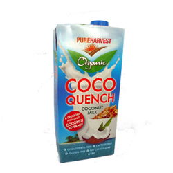 Pure Harvest Coco Quench 12x1L VALUE BULK BUY